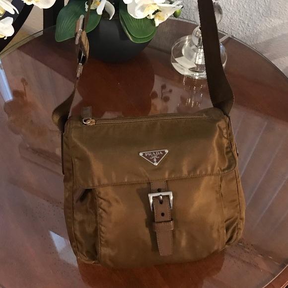 7ab1b40531c969 Prada Nylon Leather Crossbody Bag. M_5bdbdcf70cb5aa2b76427c88